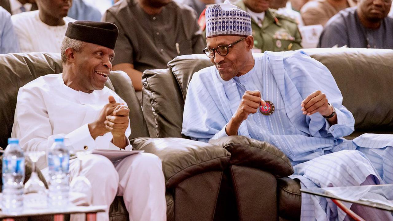 Why Osinbajo's aides were sacked - Presidency