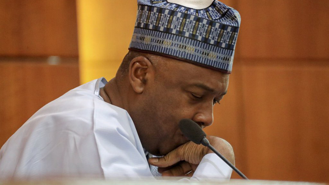 Police denies attacking Saraki's family, supporters |