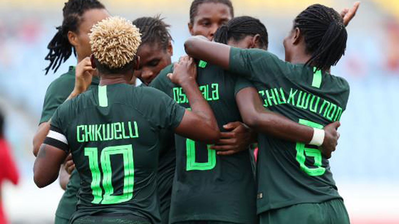 Beat Banyana, pocket $10,000, NFF tells Super Falcons