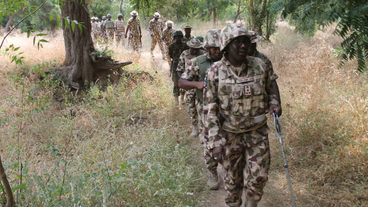 ISWAP fighters kill several soldiers in Borno