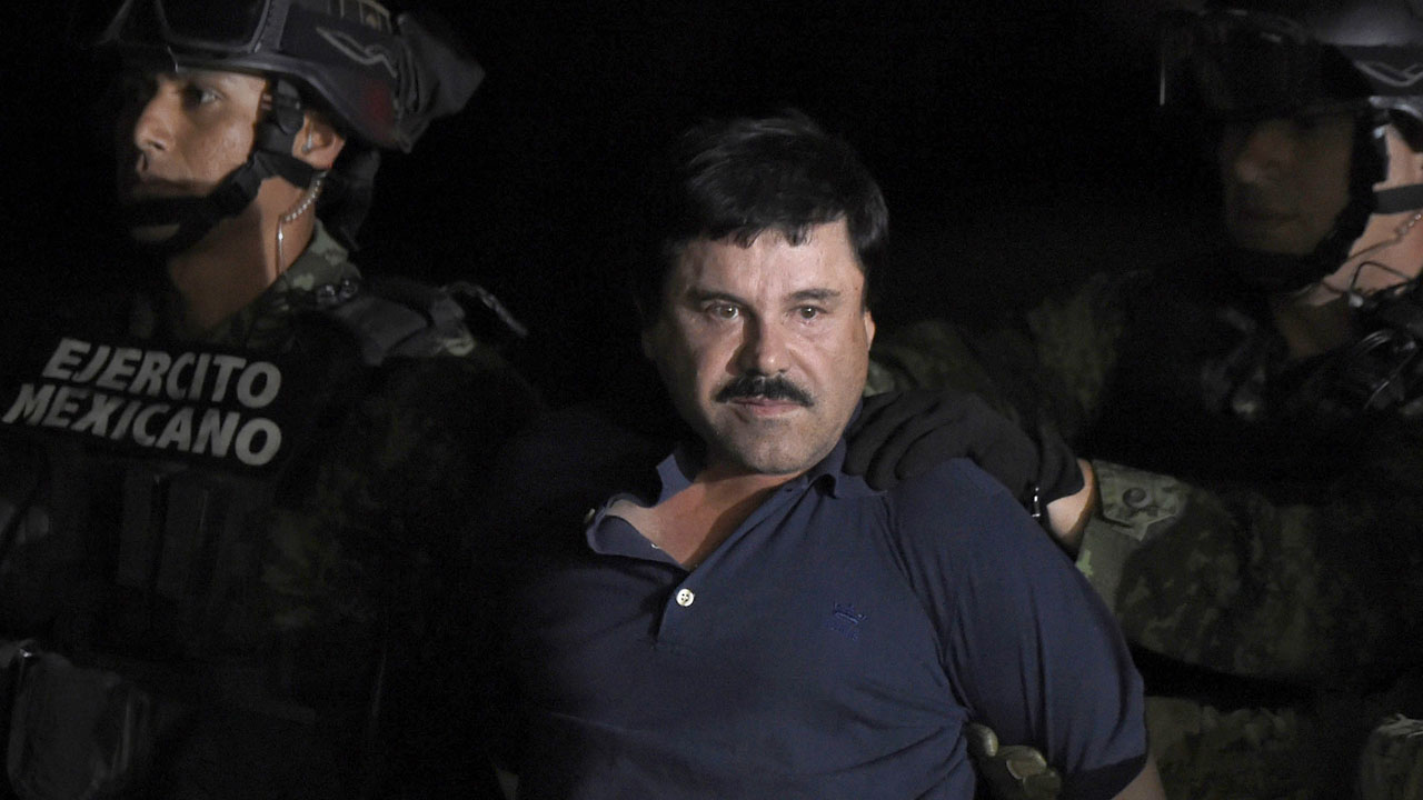 Former Mistress of 'El Chapo' Says She Was 'Traumatized' By Tunnel Escape