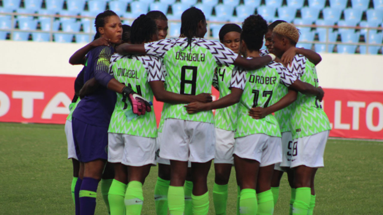NFF plans 10 friendly matches for Falcons