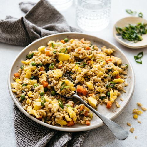 How To Prepare Chinese Fried Rice