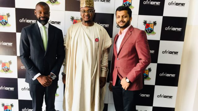 NITDA boss commends AfriOne, promises FG support