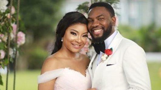 Linda Ejiofor And Ibrahim Suleiman Wedding