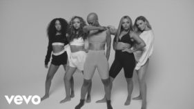 "Little Mix Featuring Sharaya J In ""Strip"""