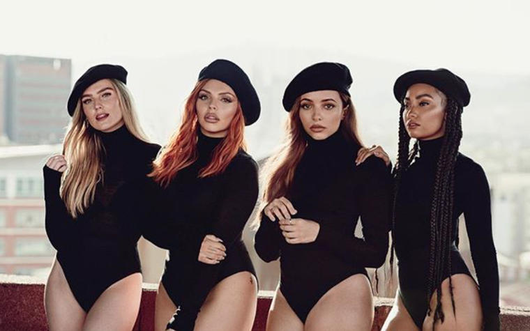 Little Mix More than words