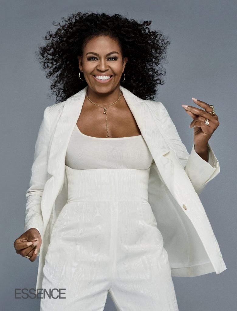 Essence Cover: Michelle Obama Talks About Barack Obama ...