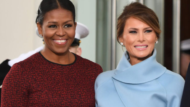 Melania Trump Rejects Michelle Obama's Offer To Help