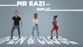 Mr Eazi Diplo open and close