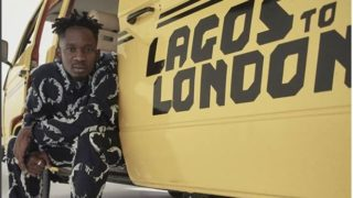 Mr Eazi Miss you bad