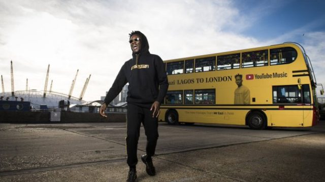 """Mr Eazi Releases """"Dabebi"""" Visuals Featuring Maleek Berry And King Promise"""