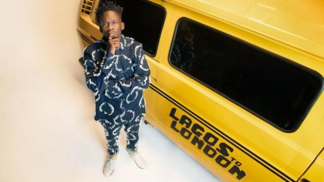 """Watch: Mr Eazi Releases Visual For """"Surrender"""" Featuring Simi"""