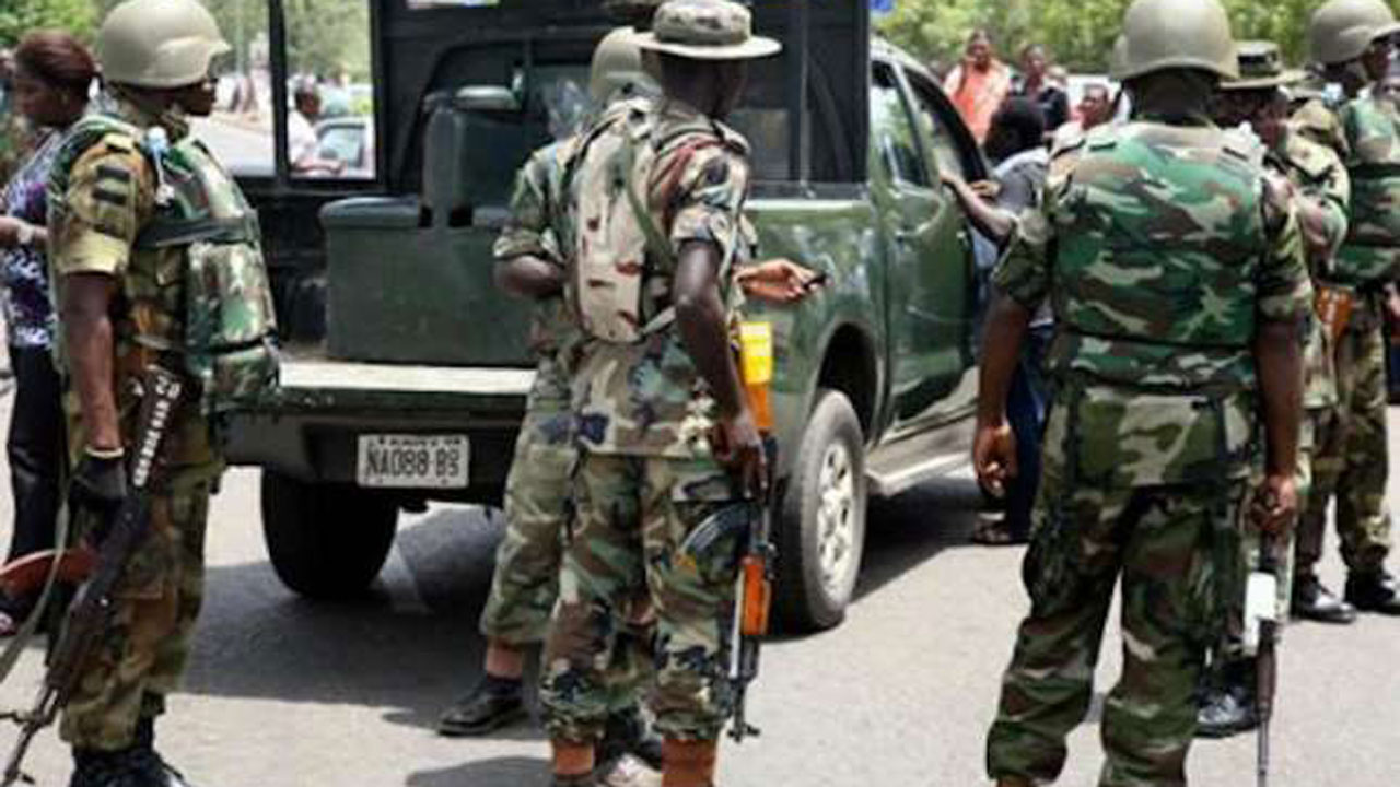 Python Dance: Army arrest 7 for inciting disturbance | The Guardian Nigeria Newspaper - Nigeria and World News
