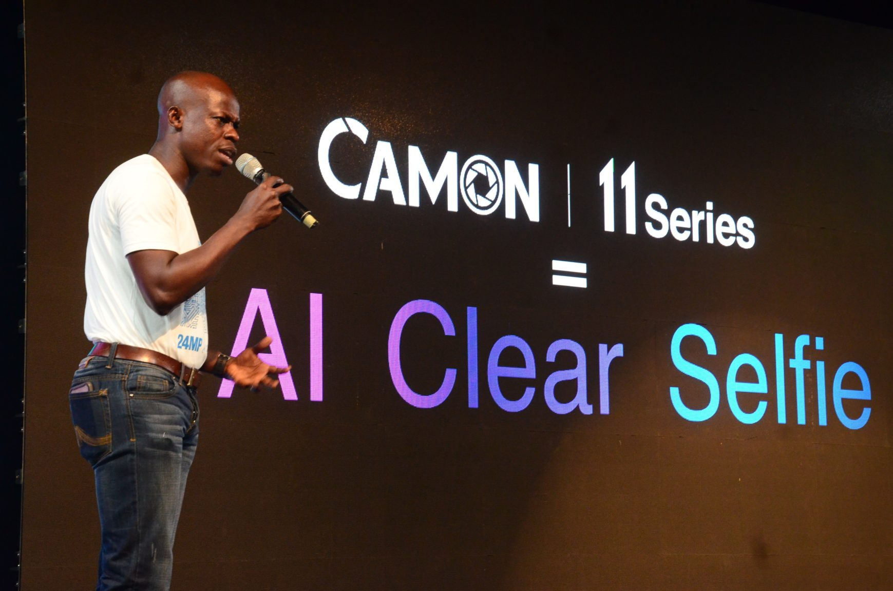 TECNO Mobile launches new Camon 11 Pro, 24MP clear selfie