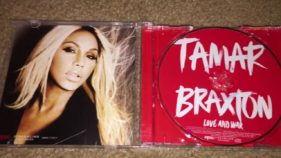 Tamar Braxton Love and war album