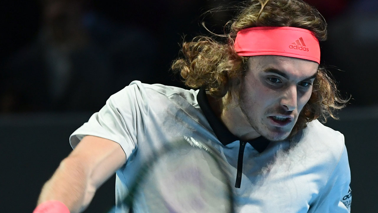 Champion Tsitsipas confused by Next Gen rules