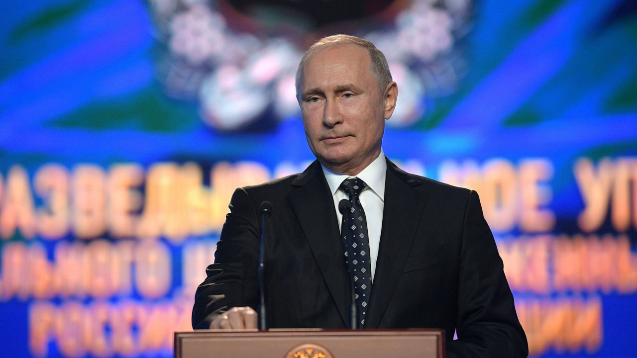 Putin Says Rap Music Should Be 'Controlled'
