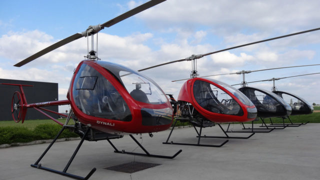 NASENI, Belgian firm to produce helicopters locally