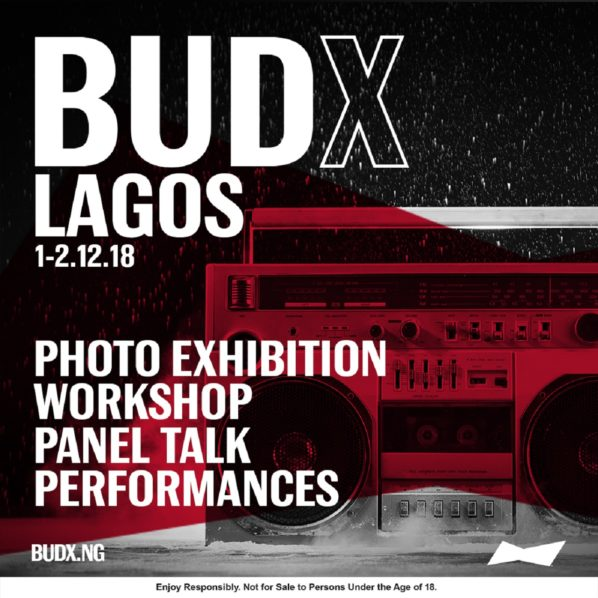 , Budx Coming To Lagos With Masterclasses By Chi Modu, Ill Bliss, August Udoh, Others, Nightwatchng