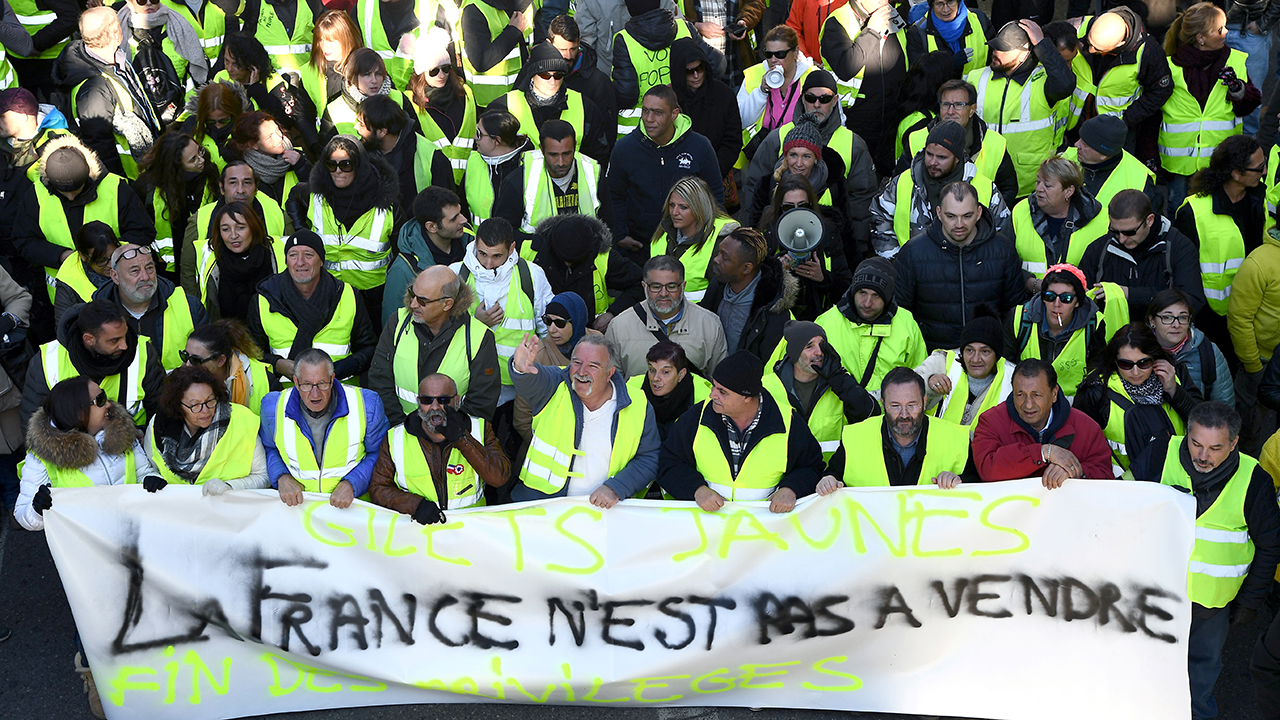 Belgium road accident death linked to 'yellow vest' protest | The Guardian Nigeria Newspaper - Nigeria and World News