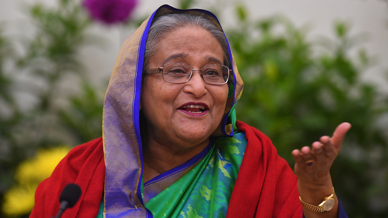 Hasina to be sworn in as Bangladesh PM after 'tainted' polls
