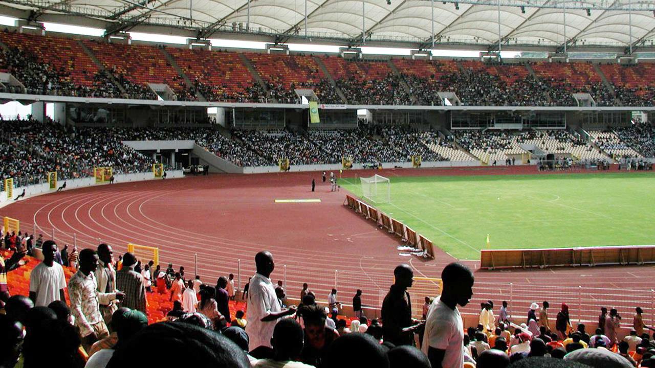 Image result for national stadium abuja