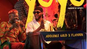 Adekunle Gold yo yo featuring Flavour