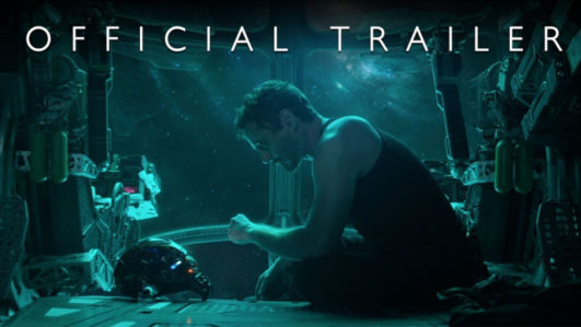 Avengers End Game Trailer
