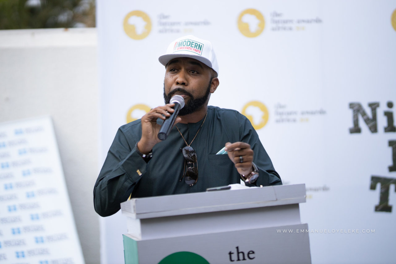 Banky W hopes to inspire youths into political involvement | The Guardian Nigeria Newspaper - Nigeria and World News