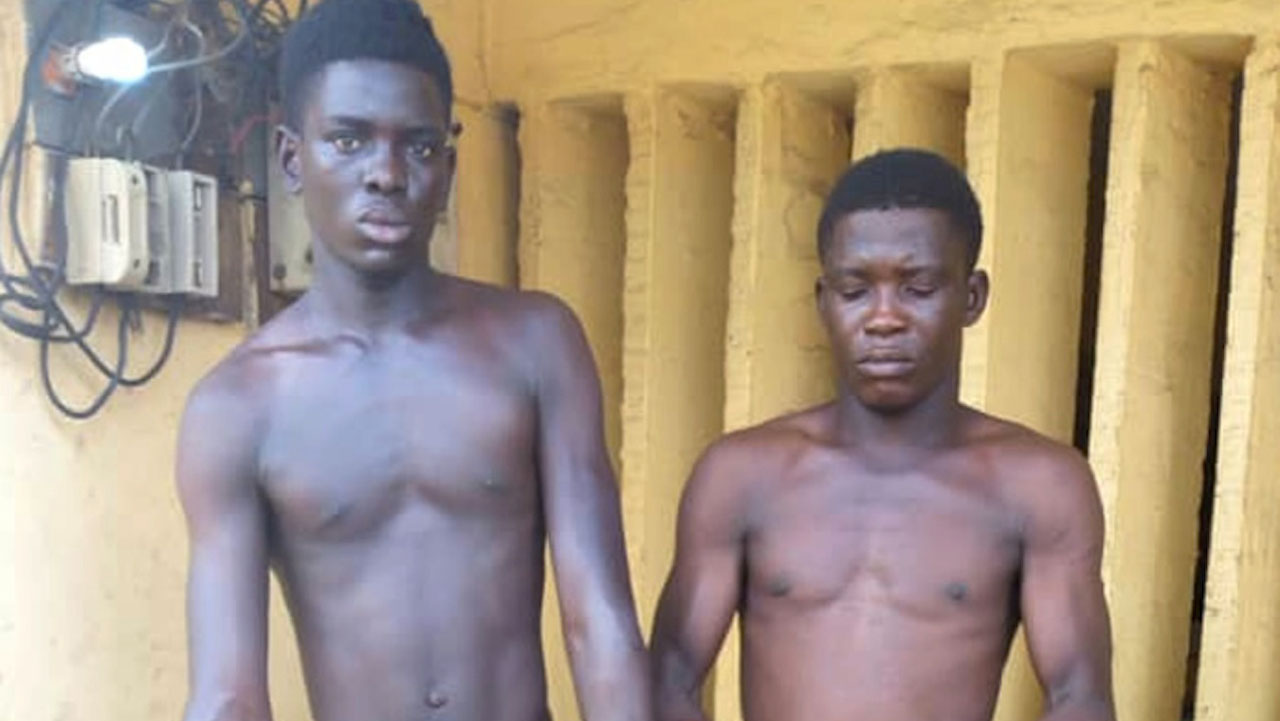 We beheaded 10-year-old boy to fund naming ceremony, siblings say