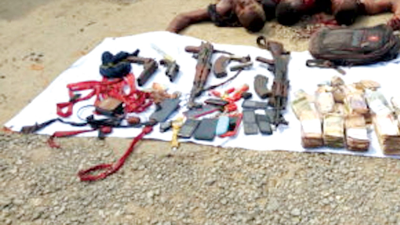 Image result for Police kill five suspected robbers in Calabar shootout.
