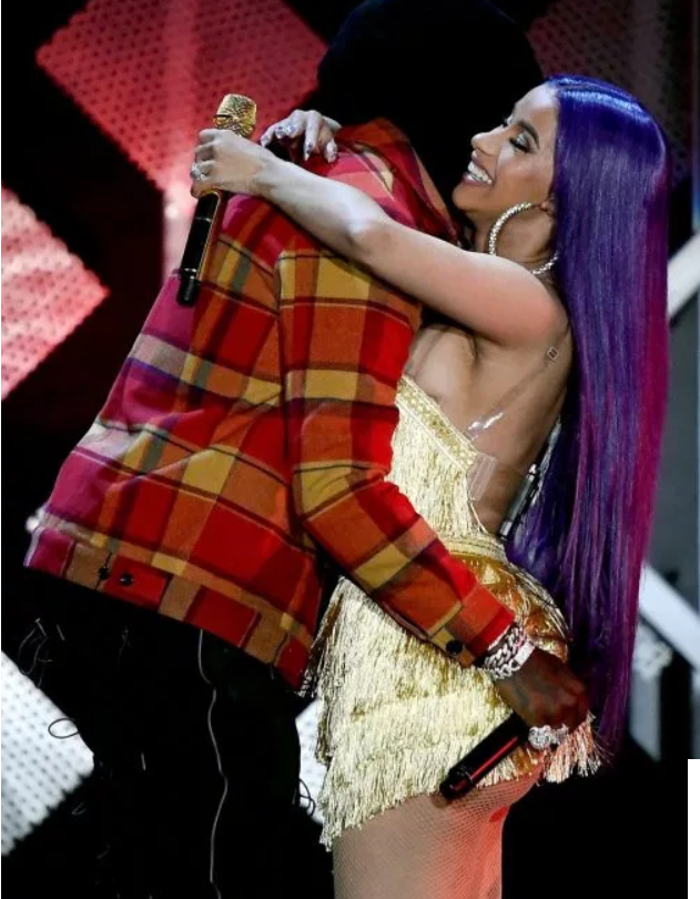 , Watch: Cardi B And Offset Give PDA Filled Jingle Ball Performance, Nightwatchng