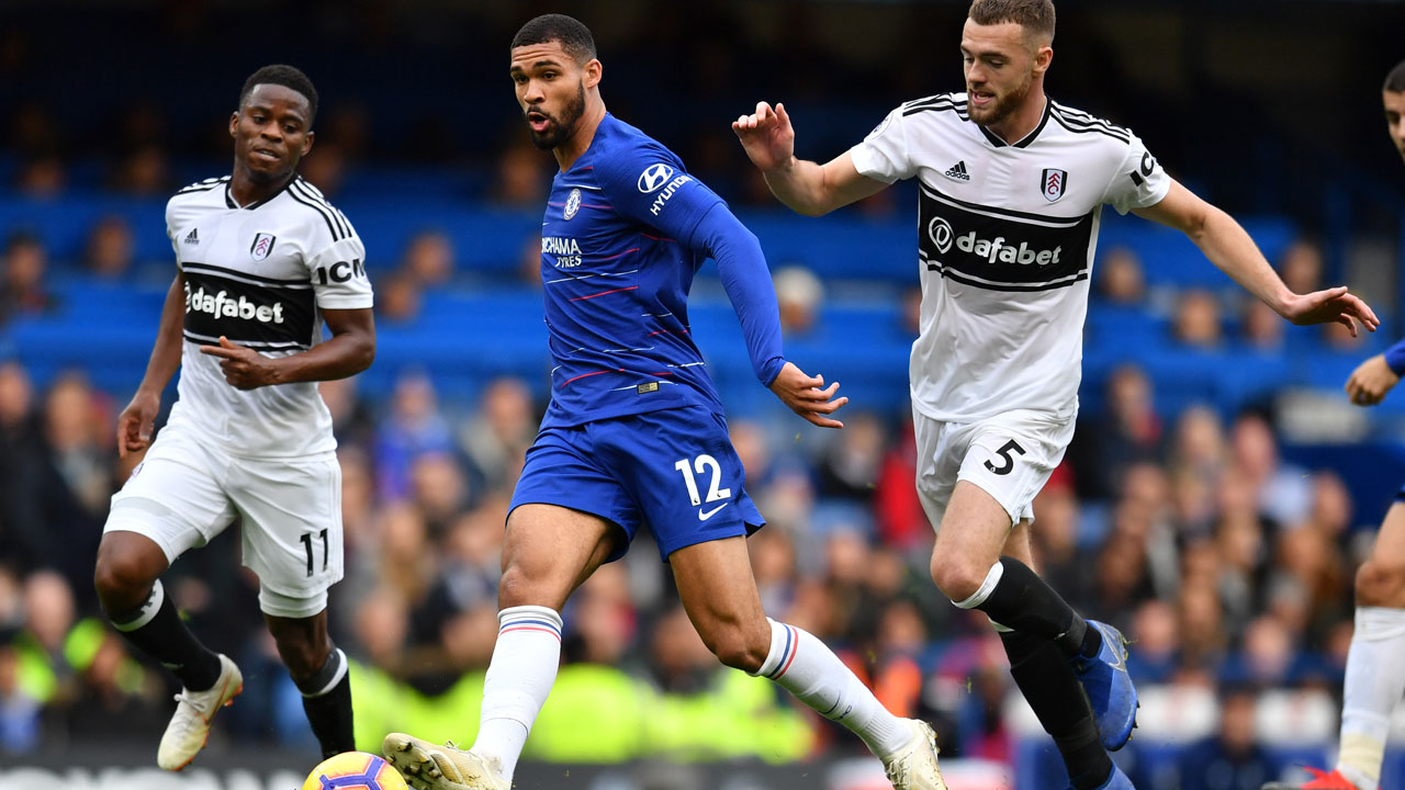 Chelsea return to winning ways against Fulham