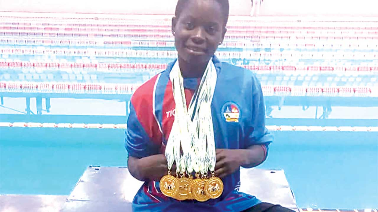 Poverty over for sports festival heroine, Okpochini | The Guardian Nigeria Newspaper - Nigeria and World News