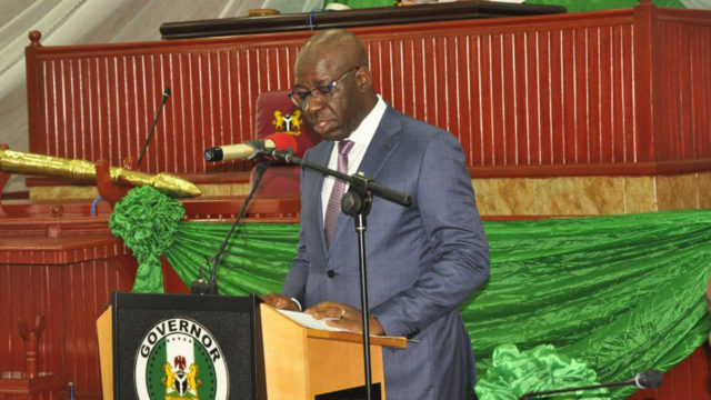 Edo APC chairman, Obaseki, EPM heading for explosive showdown - Guardian