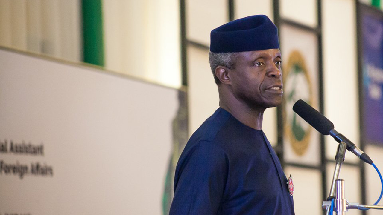 Osinbajo to commission 650-unit Family Homes Funds project