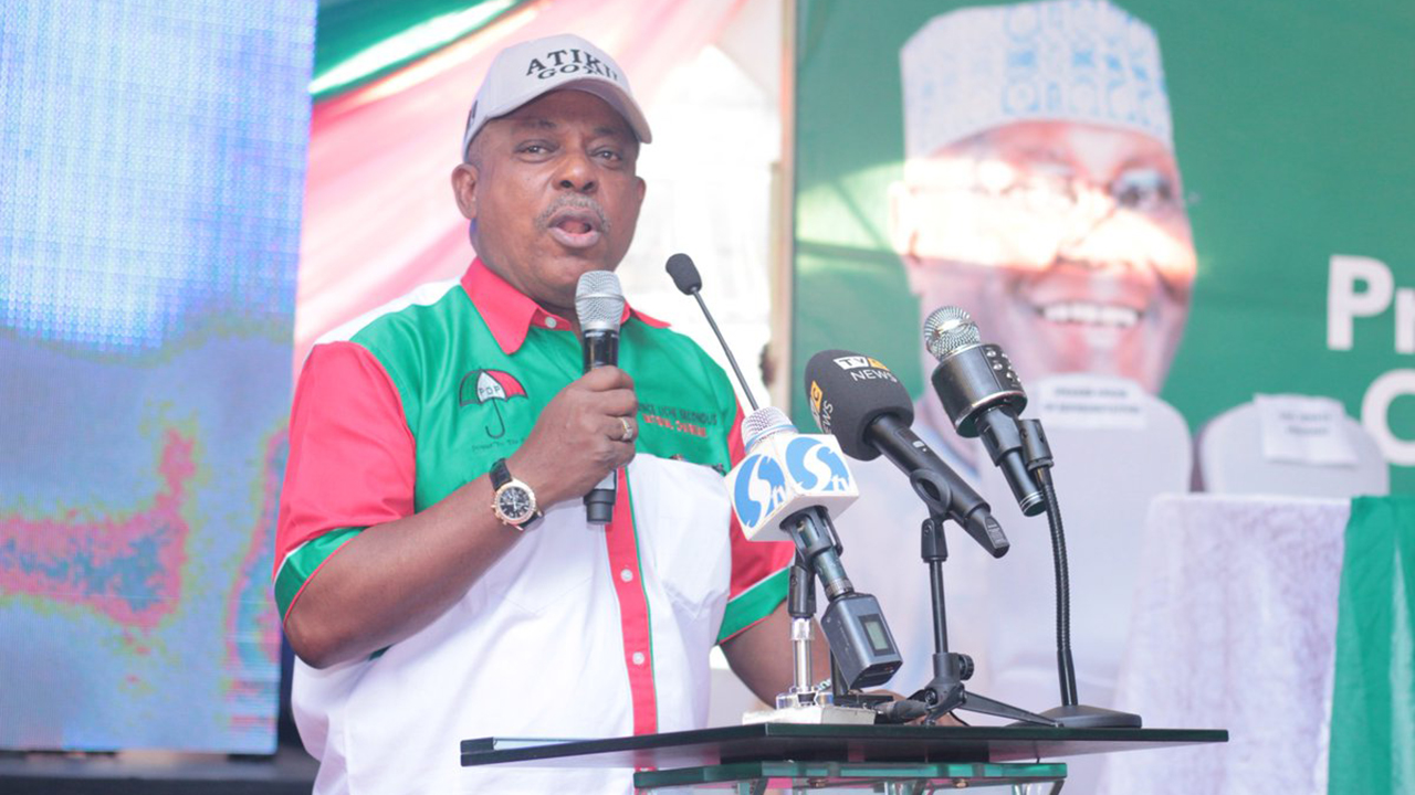Electoral Act: PDP urges NASS to override Buhari's veto