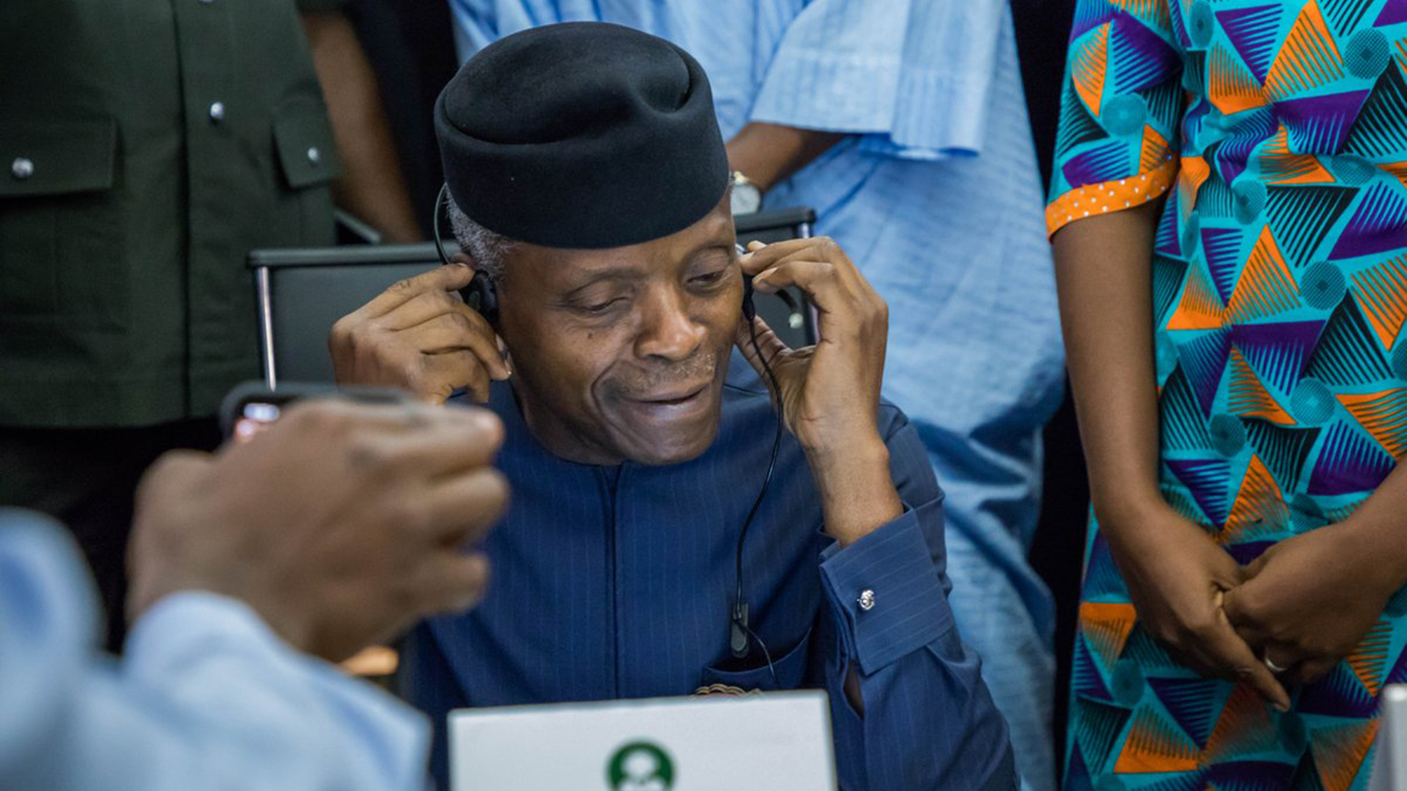 FG committed to building more ports - Osinbajo