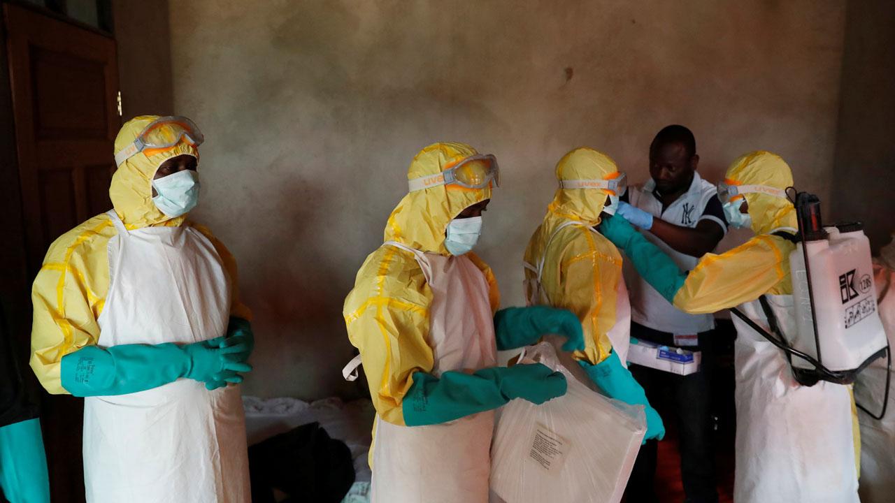 UN official blasts violence against Ebola teams in DR Congo