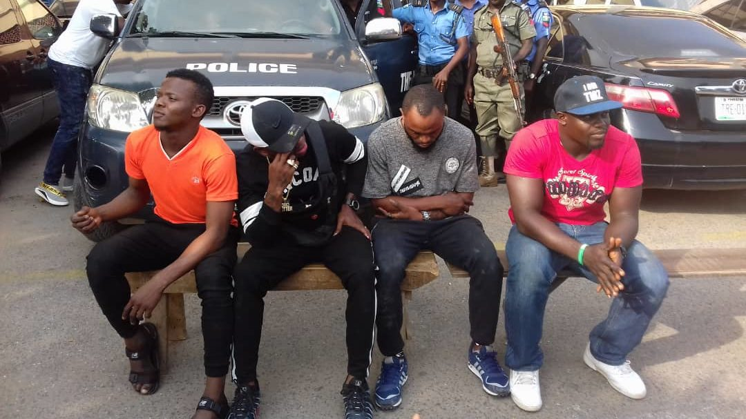 Singer Small Doctor arrested for alleged illegal gun possession