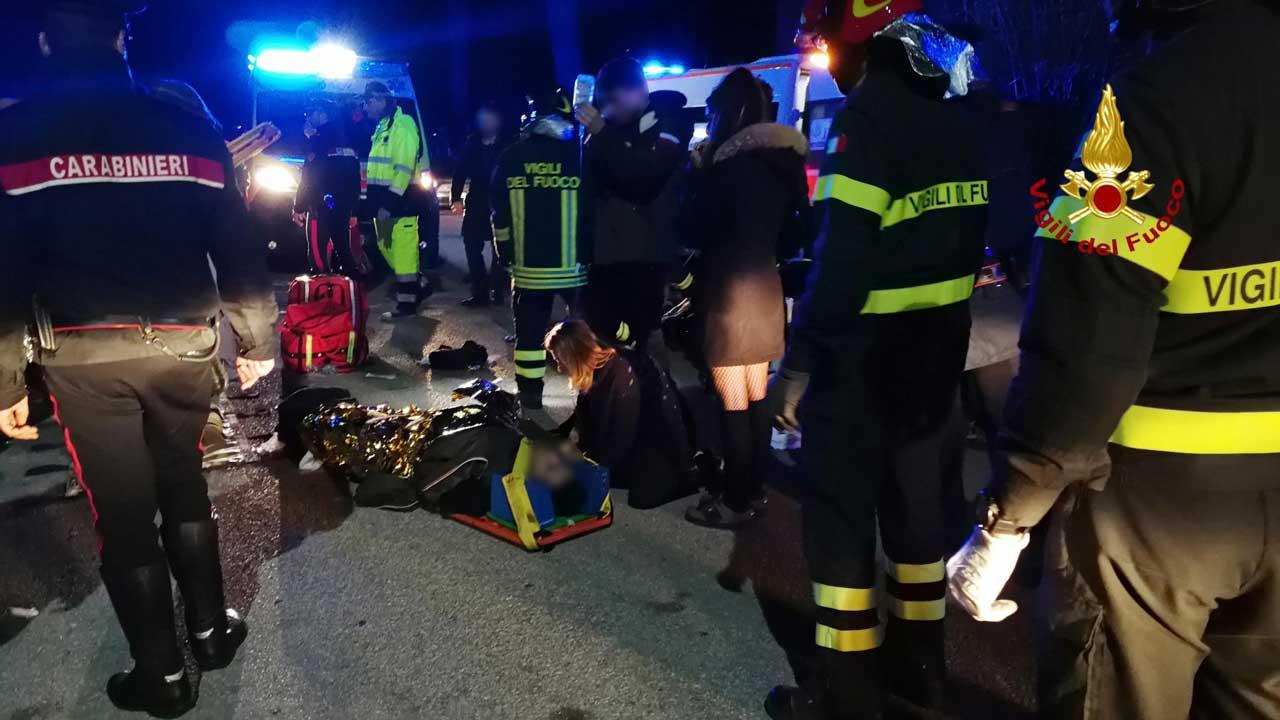 Six Dead Dozens Hurt In Italy Nightclub Stampede The