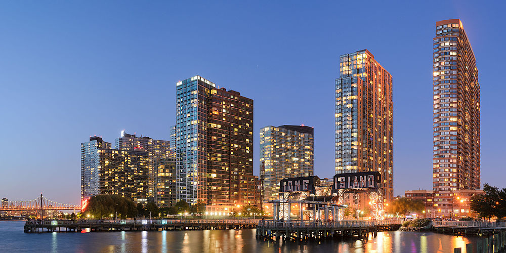 Long Island City, New York. Photo: Wikipedia