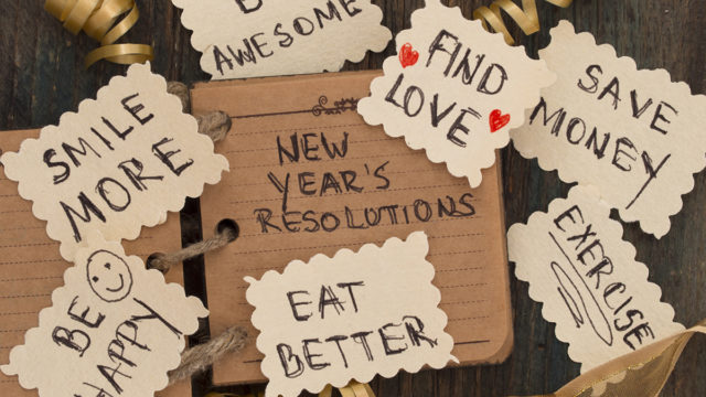 Words From The Street: On New Year ResolutionsGuardian ...
