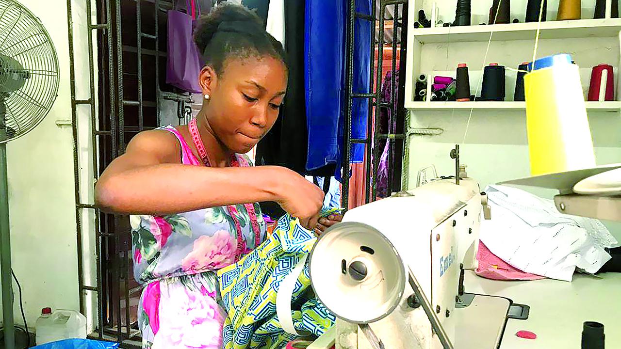 Ojeih Oluwadarasimi Top Notch Fashion Designer The Guardian Nigeria News Nigeria And World Newssunday Magazine The Guardian Nigeria News Nigeria And World News