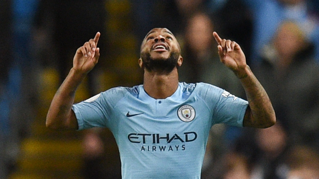 Pfa Backs Sterling After Alleged Racist Abuse The