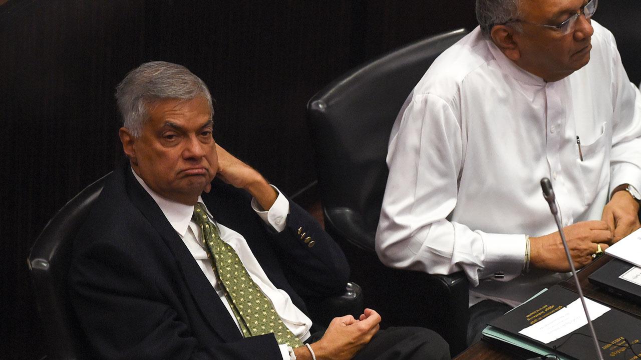 Sri Lanka parliament demands sacked PM is restored | The Guardian Nigeria Newspaper - Nigeria and World News