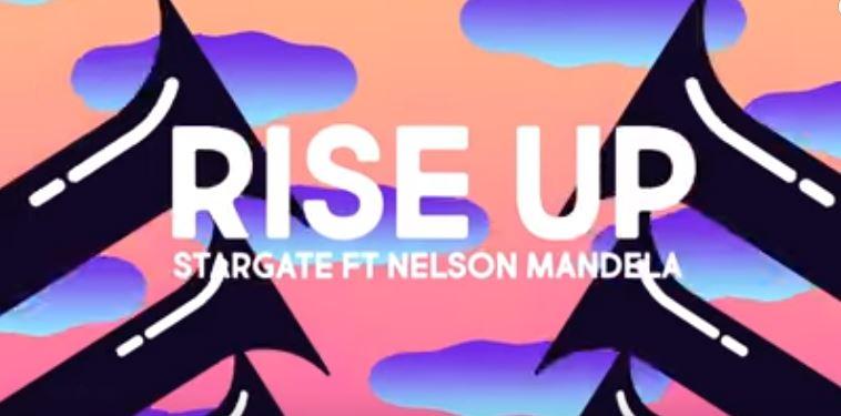 Stargate Nelson Mandela Rise up