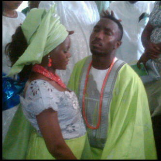 Timi and Busola Dakolo wedding