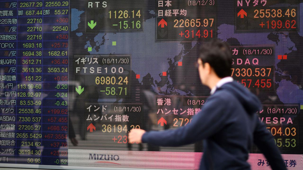 Tokyo stocks climb on US-China G20 trade truce